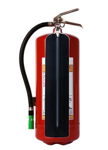 Skumsläckare Presto S9 Eco i genomskärning