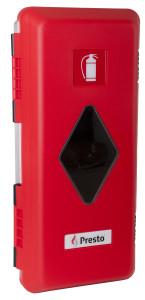 Brandsläckarskåp - släckarskåp i plast
