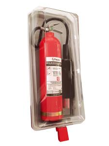 Brandsläckarskåp - släckarskåp i ABS-plast