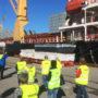 Presto levererar brandskydd till vårdcentral på avlägsen ö