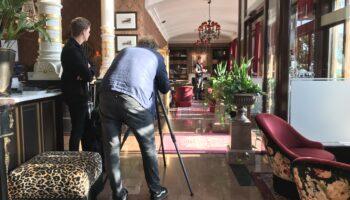 Ett väl dokumenterat samarbete – tack Hôtel Eggers!
