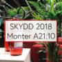 Sista dagen SKYDD 2018!
