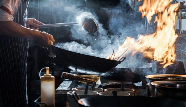 Hur kan man säkra upp mot brand på hotell och restauranger?